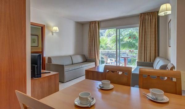 Apartment  Aqua park view (2 adults)