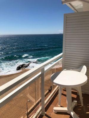 Single room sea view